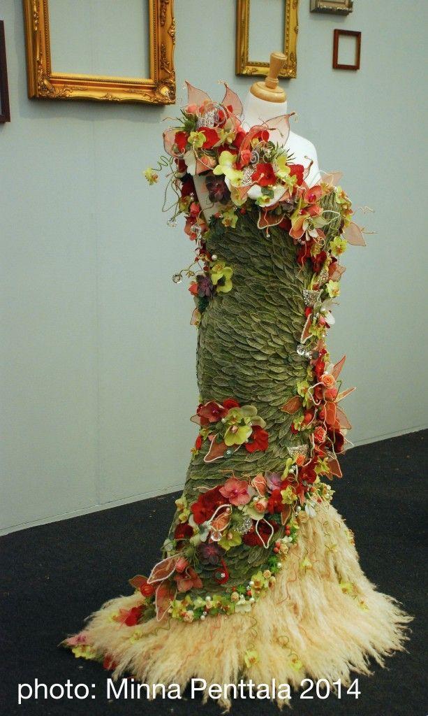 Party dress - RHS Chelsea Flower Show 2014 - RHSChelsea18