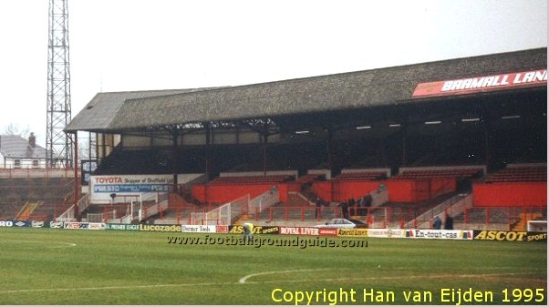 John Street Stand, Bramall Lane, Sheffield United