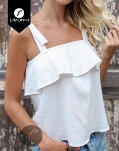 Blusas para mujer Limonni Bennett LI1149 Básicas