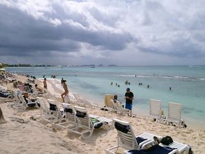 Grand Cayman Island - Caribbean Island Home of Stingrays, Turtles, and Hell: Grand Cayman - Tiki Beach