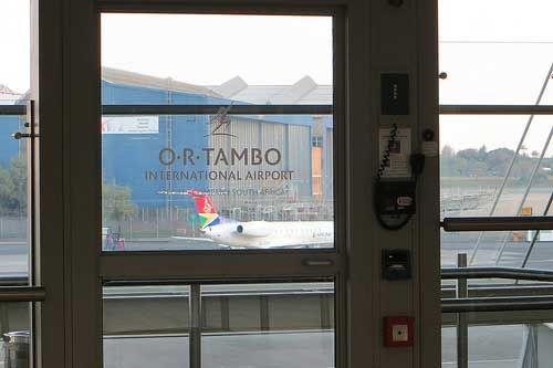 Safety at OR Tambo International Airport a major concern