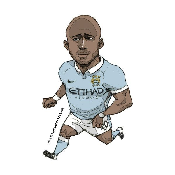 Manchester City No.20 Eliaquim Mangala Fan Art