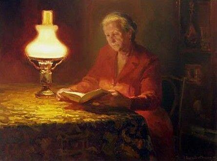 Evgeny Baranov -  Evening reading