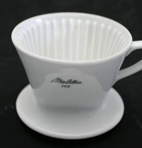 Melitta 101 Langenthal Porzellan Kaffeefilter + 1Filterpack in Wetzikon ZH kaufen bei ricardo.ch