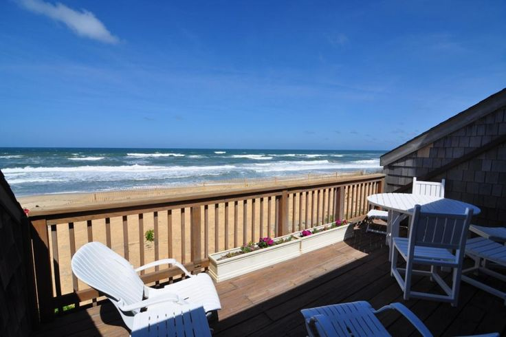 128 best Outer Banks Oceanfront Vacation Rentals images on Pinterest ...