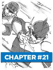 NUSANTARANGER | Penjaga Marcapada | Book 4 OMBAK ch. #21
