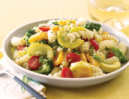 10 Healthy Spring Pasta Recipes | Vegetables, One pot ...