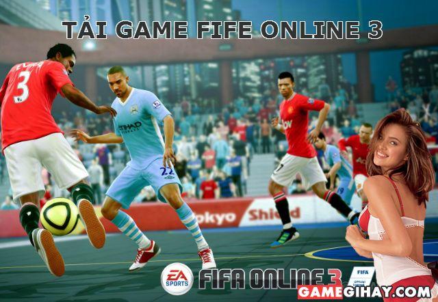 Trước khi có thể chơi game bóng đá FIFA Online 3 bạn cần phải tải bộ cài game FIFA online 3 về và cài đặt vào máy tính hoặc điện thoại của mình. Trong bài viết này GameGiHay.com sẽ hướng dẫn bạn cách tải và cài đặt Game Fifa online 3 cho máy tính và di động chính thức từ Garena.vn  http://gamegihay.com/tai-game-fifa-online-3-game-bong-da-huyen-thoai.html