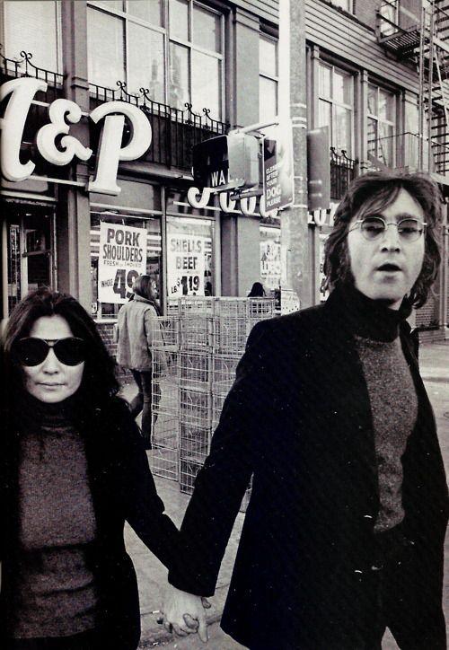 Yoko Ono And John Lennon 1000+ images ab...