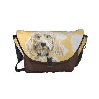Labradoodle Love Messenger bag   Pet
