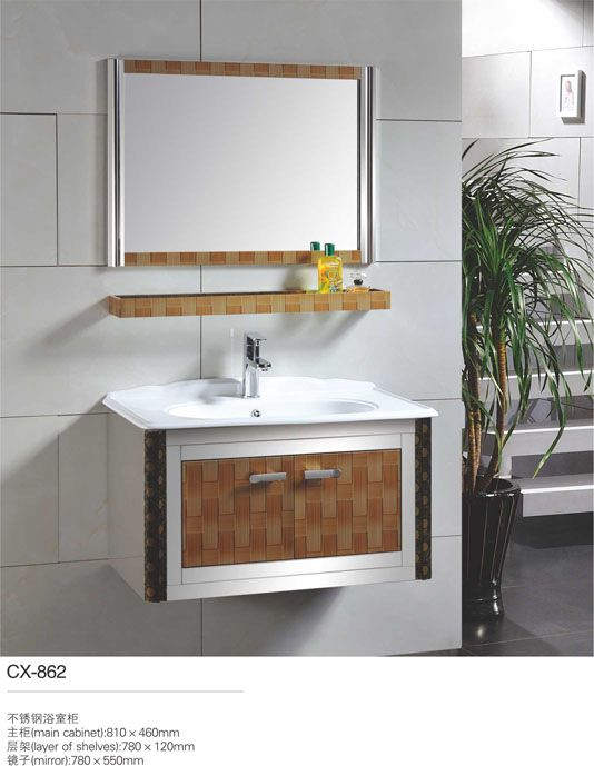 Bathroom Vanity Manufacturers 143 best modern stainless steel bathroom cabinet images on