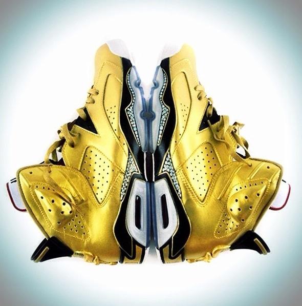 Jordans Gold