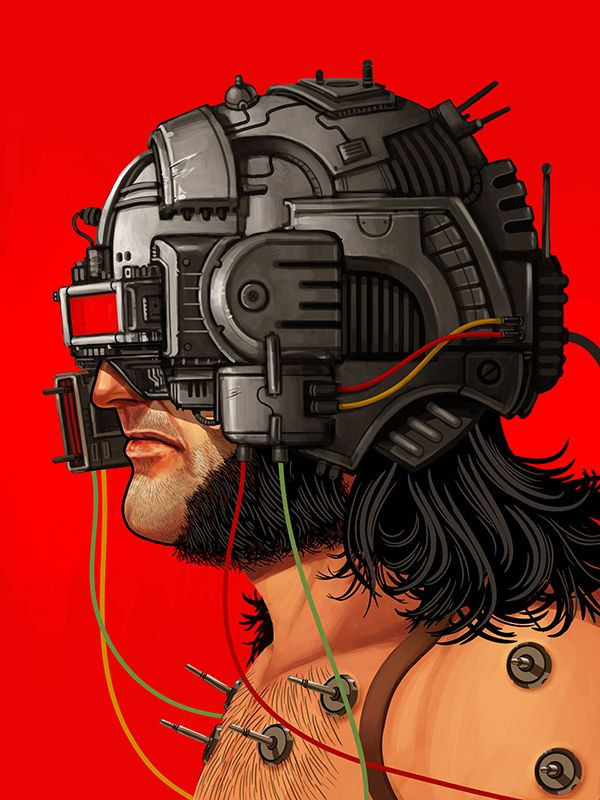 Weapon X by Mike Mitchell