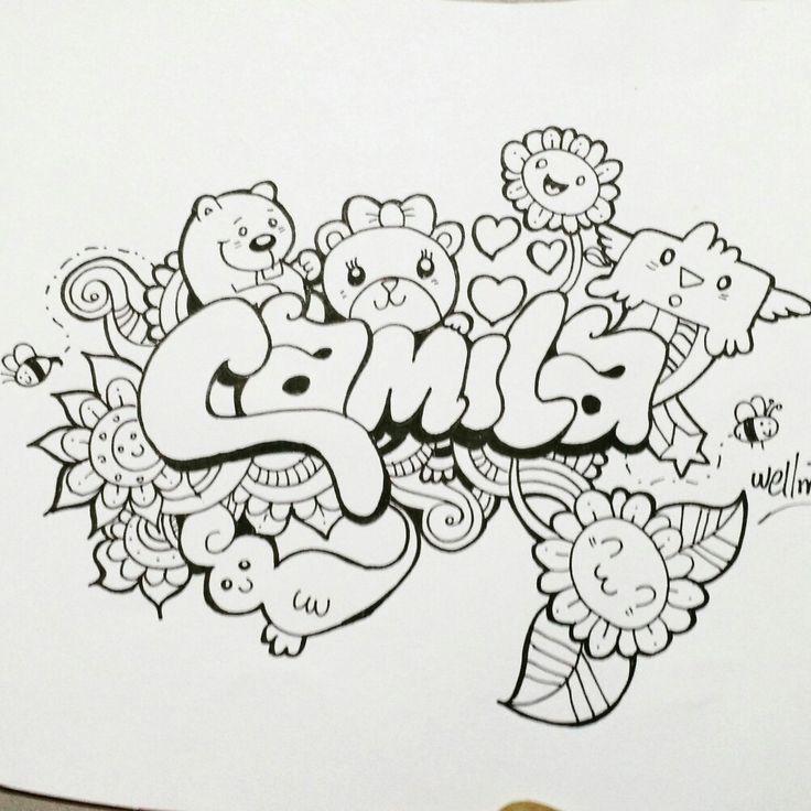 Más doodle :) #wellintencion #doodle #sketch #draw #drawing