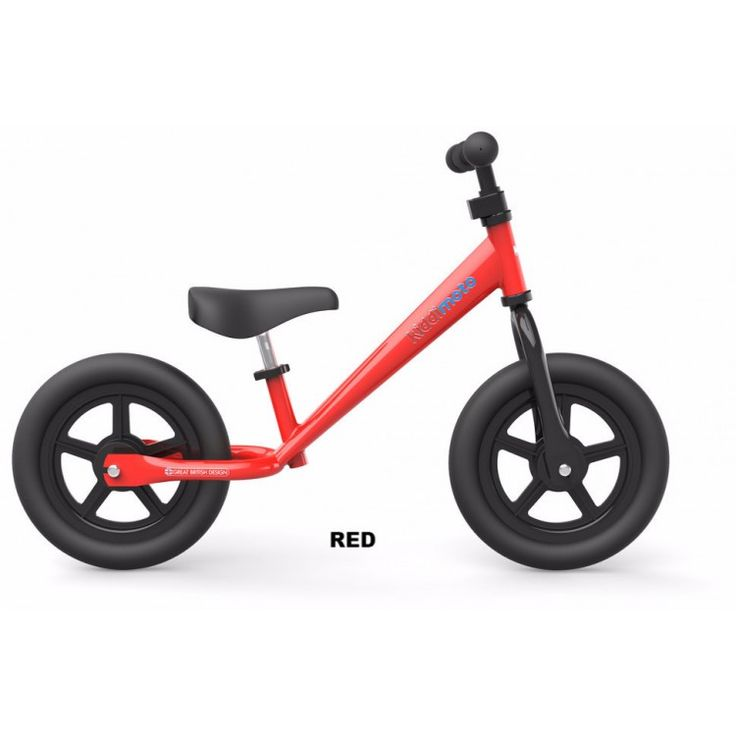 john-andy.com | Kiddimoto Super Junior Red