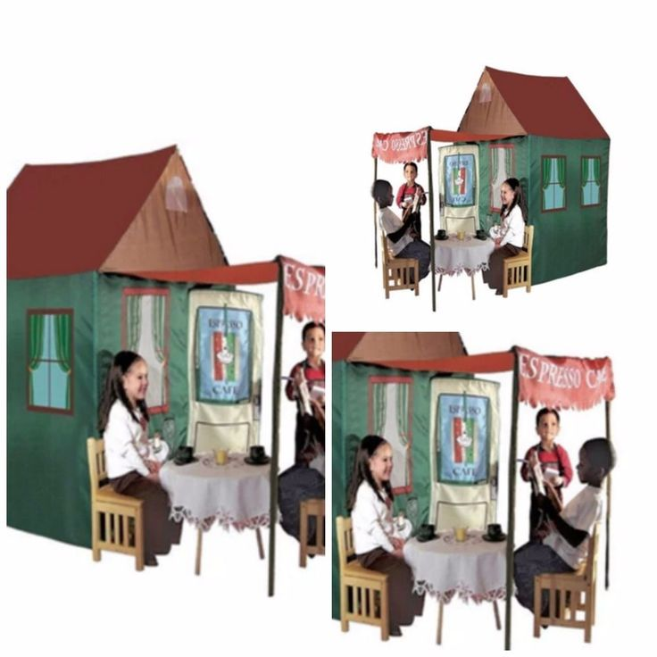 Kids Playhouse Tent Educational Adventure Children Pretend Learning Indoor Games #kidsplaytents #playtent