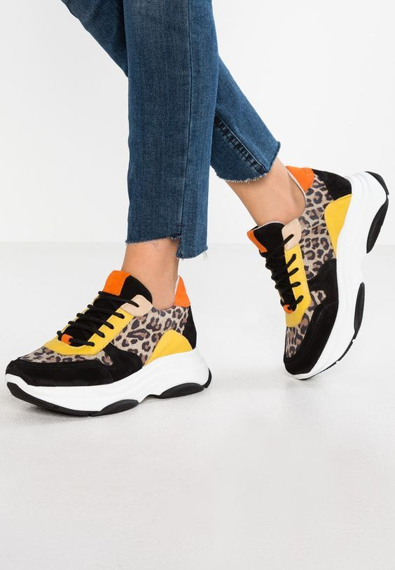 8a6e15d0c7f 46 Platform Shoes To Inspire  sneakers  shoes  nike  trainers