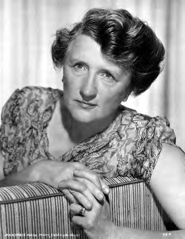 actress Marjorie Main will always be remembered as Ma Kettle playing opposite Percy Kilbride in the Ma & Pa Kettle movies.