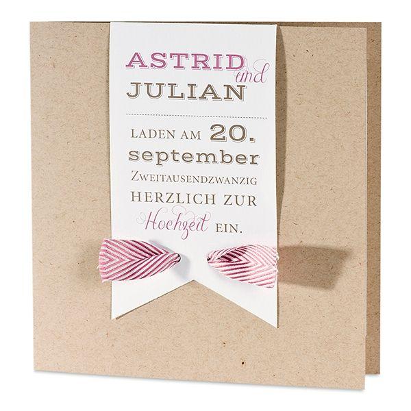 52 besten Hochzeitseinladungen wedding invitations Bilder auf
