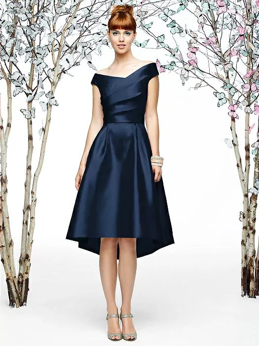 38 best Bridesmaid dresses images on Pinterest   Alfred sung ...