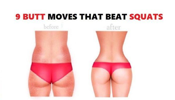 Maybe it is true that squats can work your glutes from every angle, but you just can not repeat them all over again and again. When you will try this new moves you will see that they are fullof variations which, when performed together, could be more effective or maybe interesting than the squats?! 1.Rainbows […]