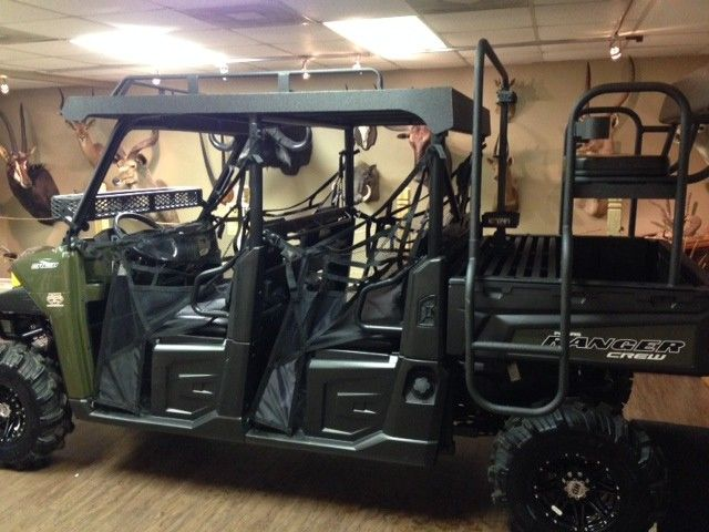 Polaris Ranger Crew 900 - Aluminum Package