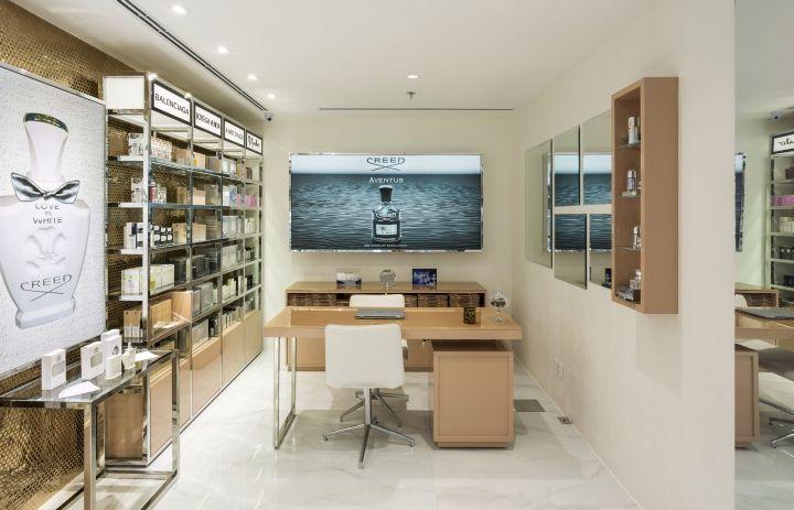 Rivoli Perfumerie by FAL Design Estratégico, São José dos Campos – Brazil » Retail Design Blog