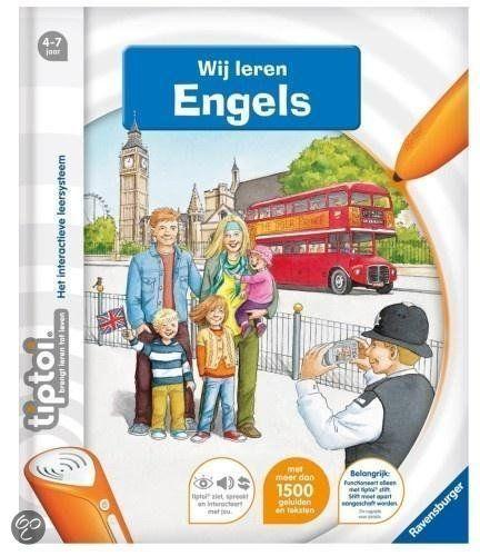 Ravensburger tiptoi - Wij leren Engels