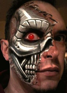 awesome face paint - Google Search