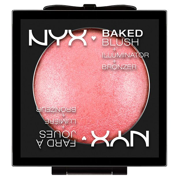 NYX Baked Blush - Spanish Rose