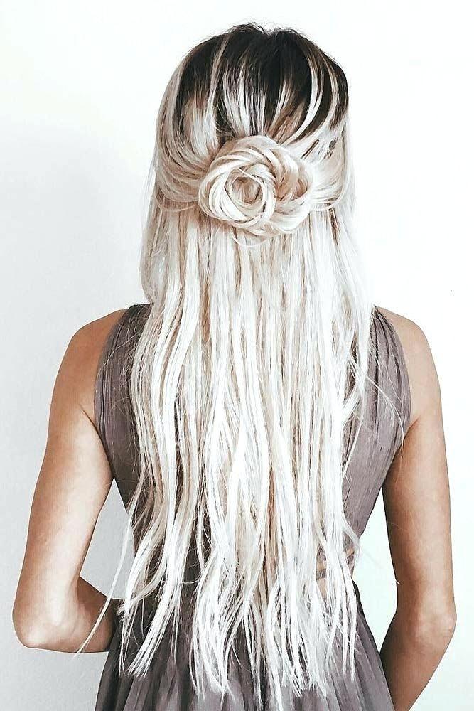 Pinterest Jaeelizabethh Straight Wedding Hair Long Hair Styles Hair Styles