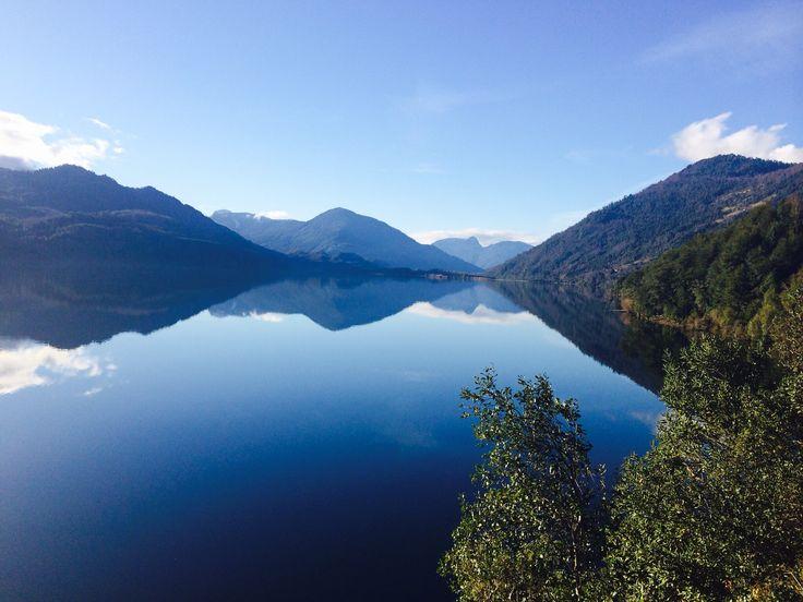 Lago Neltume By Beatriz Jofre