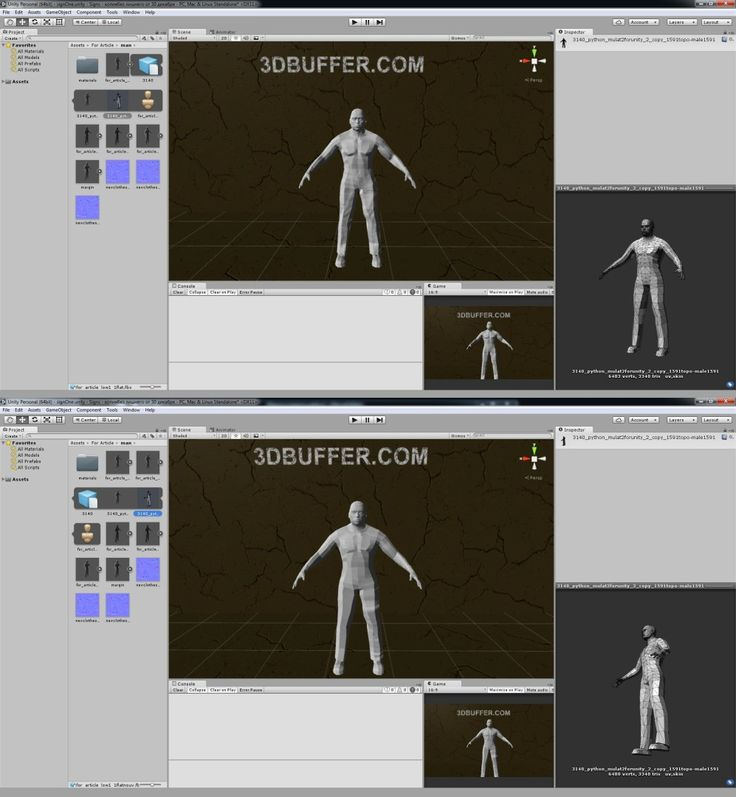 Blender Character Modeling For Unity : Best images about game tutorial materials on pinterest
