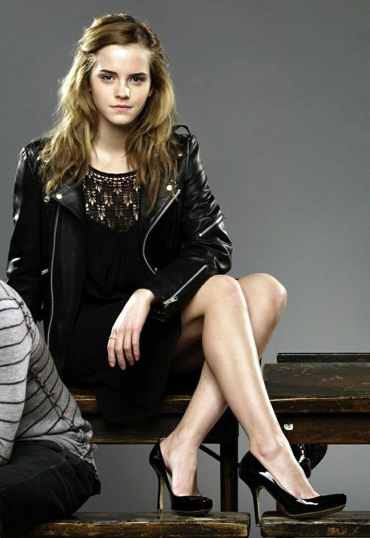 Look rock & roll - Emma Watson -