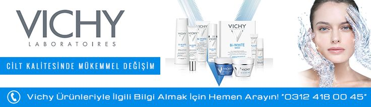 Mükemmel cilt politikası ile  yola çıkan Vichy markası, yüz, vücut,saç ürünleri ile sizlere yaşınız ne olursa olsun  ideal bir bakım sağlar. Ürünleri  http://www.narecza.com/Vichy,LA_1801-3.html adresinden inceleyebilir uygun fiyat seçeneği ile sipariş verebilirsiniz.