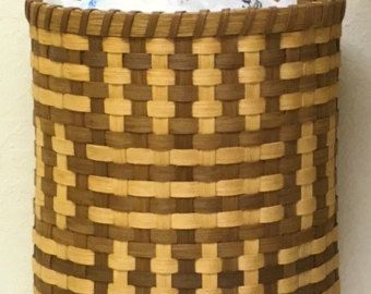BASKET PATTERN Gabbie Large Gathering Basket by BrightExpectations