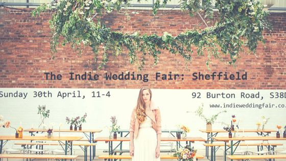 the indie wedding fayre