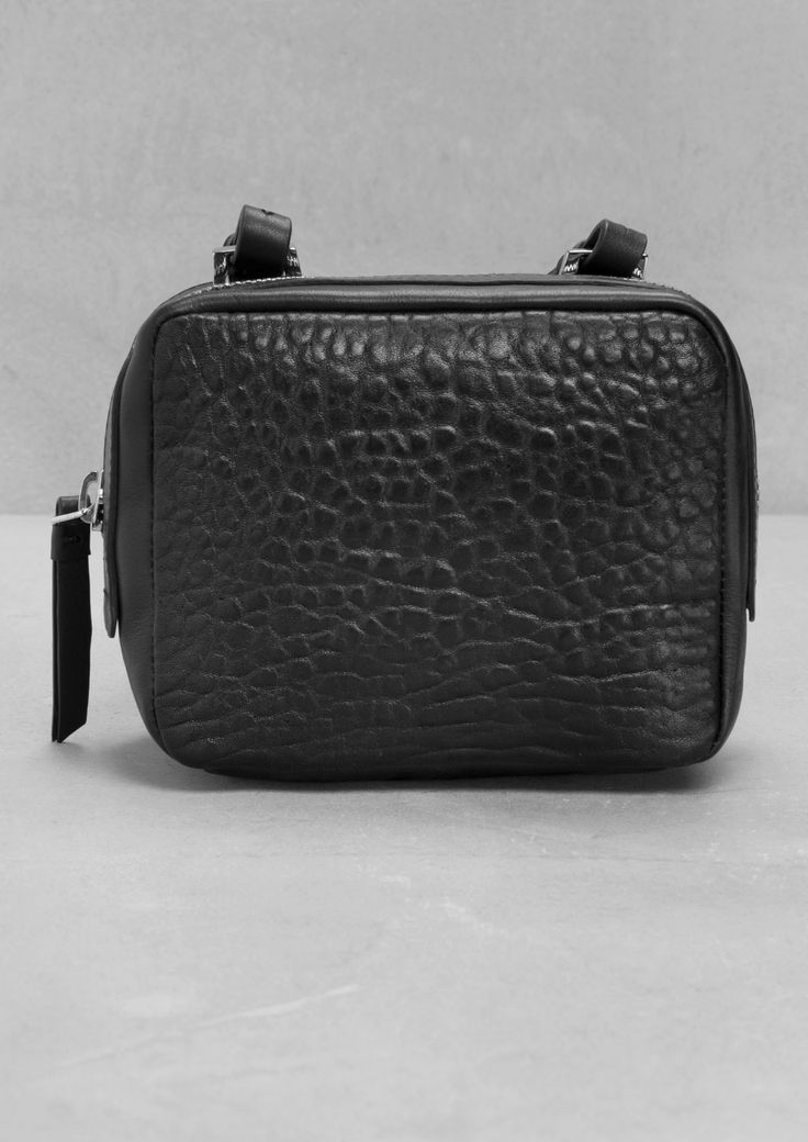 & Other Stories | Texture Leather Mini Bag