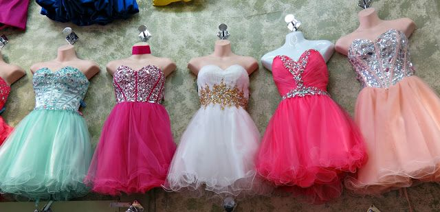 LA Fashion District: Princess #Prom and Special Occasion Dress ...