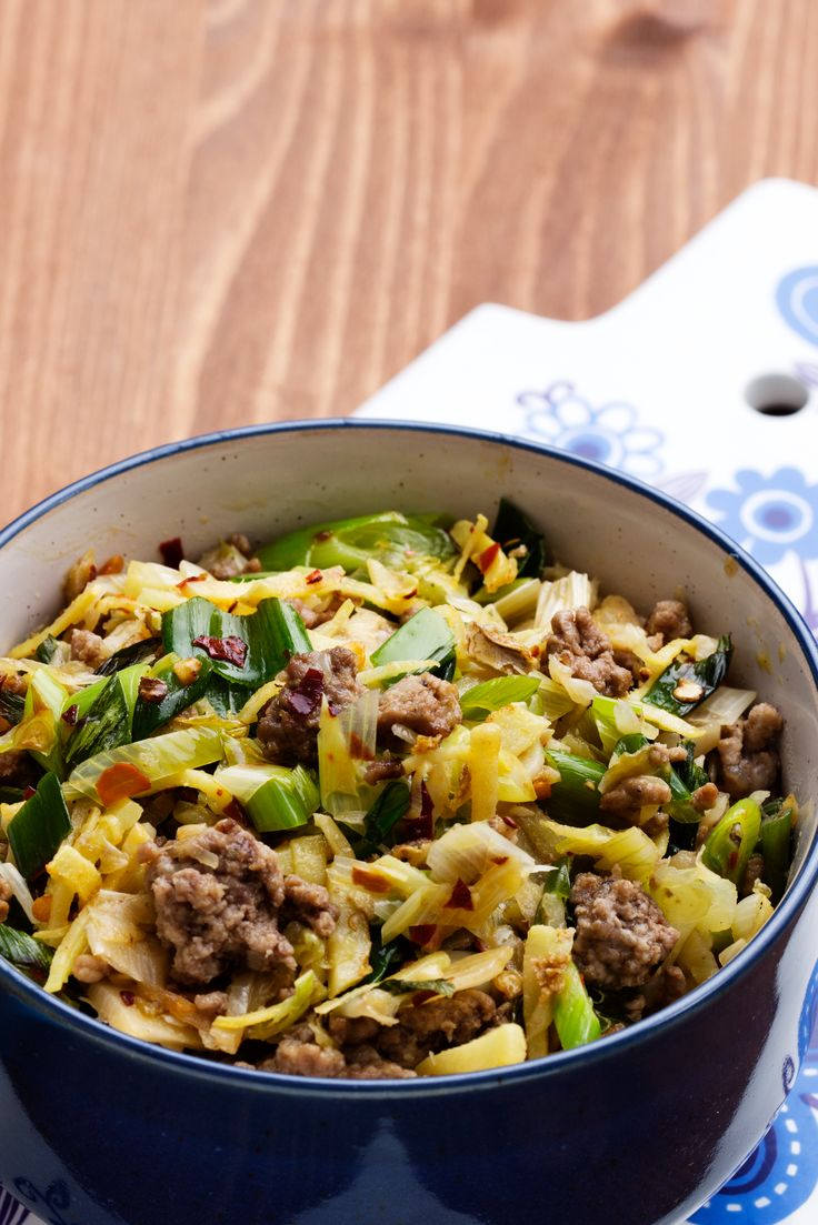 "Asian Cabbage Stir-Fry otherwise known as ""Crack Slaw"" #LowCarb #ketodiet #ketofriendly"