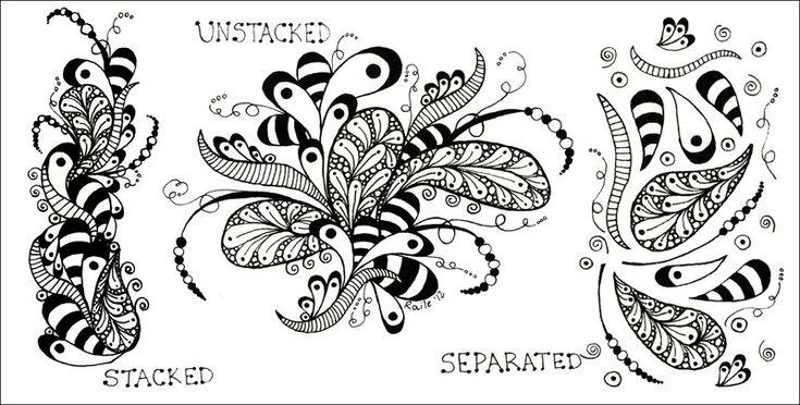 Zentangle: Zen Doodles, Zentangle Crafts Idea, Tangled Patterns, Zentangle Art, Art Zentangle, Zentangle Mooka Doodles, Zentangle Doodles, Zentangle Patterns