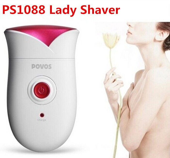 новый povos ps1088 эпилятор волосы машина удаления женщин бритва триммер для бикини бритья подмышками тело лицо гладкие ноги уход за собой