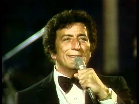 Live in Concert - Tony Bennett - Because of you.  1951 Top 20 Hits