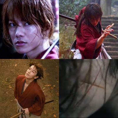 rorouni kenshin: samurai x - Takeru Satoh IS KENSHIN!!!