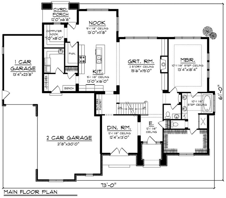 craftsman house plans 3000 sq ft. 117 best House Plans 2 500  3 000 sq ft images on Pinterest Arquitetura blueprints and Cottage