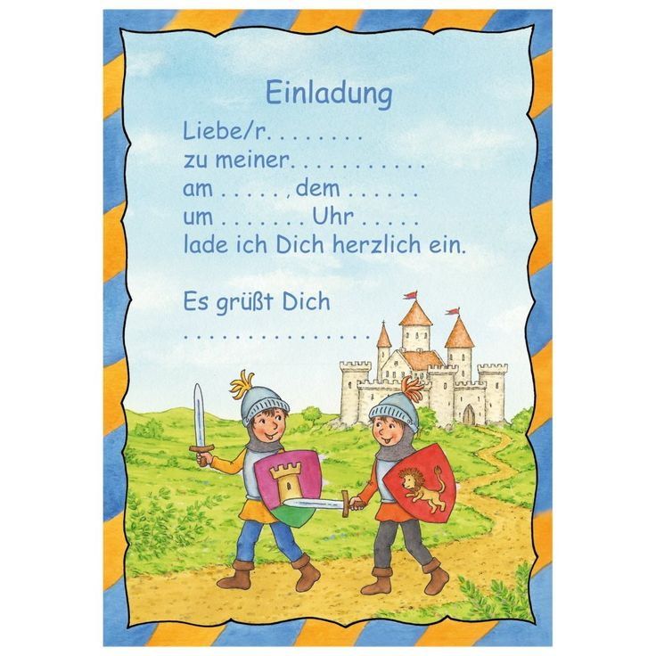 91 best images about einladung on pinterest | toy story party, Einladung