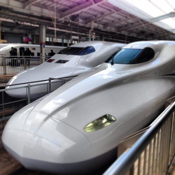 N700A  700  N700  @ Shin-Osaka