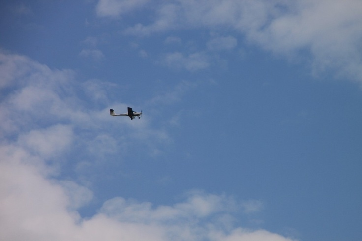 Small Propeller Plane in Flight - Public Domain Photos, Free Images for Commercial Use