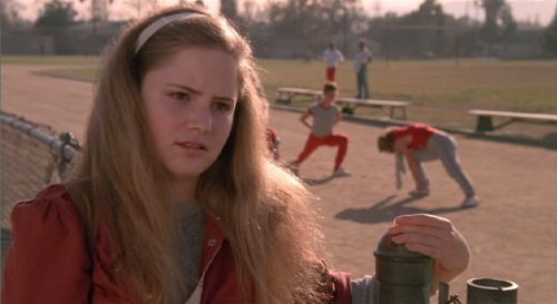 Jennifer Jason Leigh As Stacy In First Times At Ridgemont