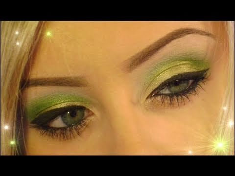 [[Celeb Style]] Gilded Green: Taylor Swift Makeup Tutorial